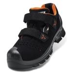 Sandale 6520/4 S1P Gr.35 PU/Gummi W14