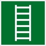 Fluchtwegzeichen - Fluchtleiter (E059)