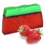 Tropische Paradiesseifen - Erdbeere