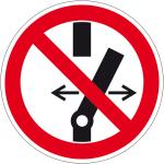 Verbotszeichen - Schalten verboten